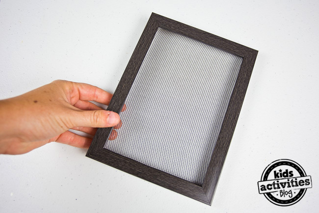 How to Make Paper Frame