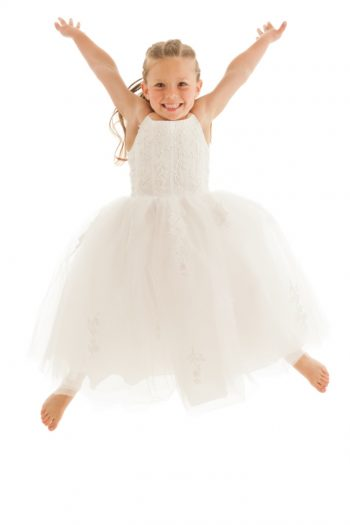 Little Flower Girl Video - Kids Activities Blog