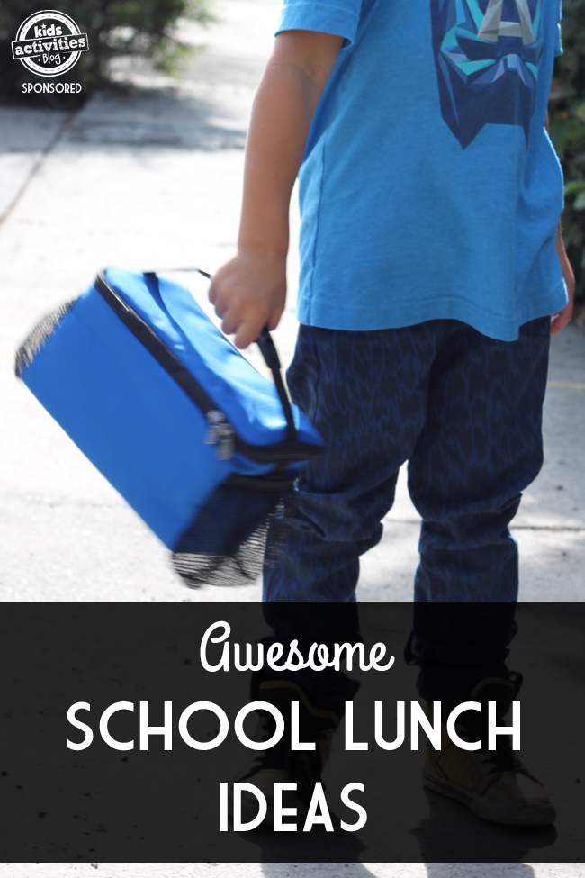awesome school lunch ideas