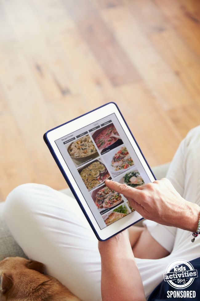 15 of The Best Recipe Apps for Busy Moms