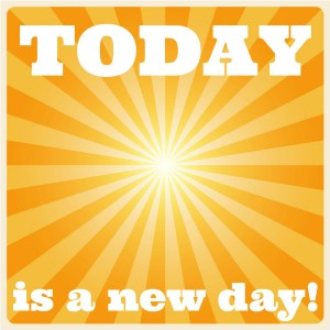 Today is a New Day - Invisalign
