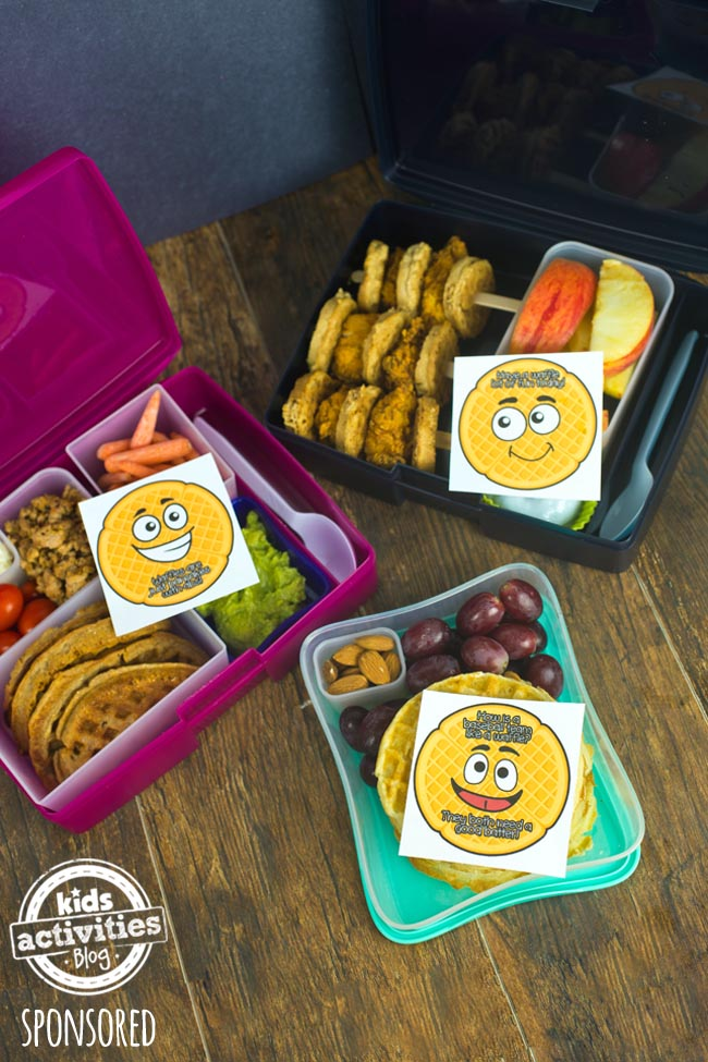Easy Lunch Ideas Kids Will Actually Eat!