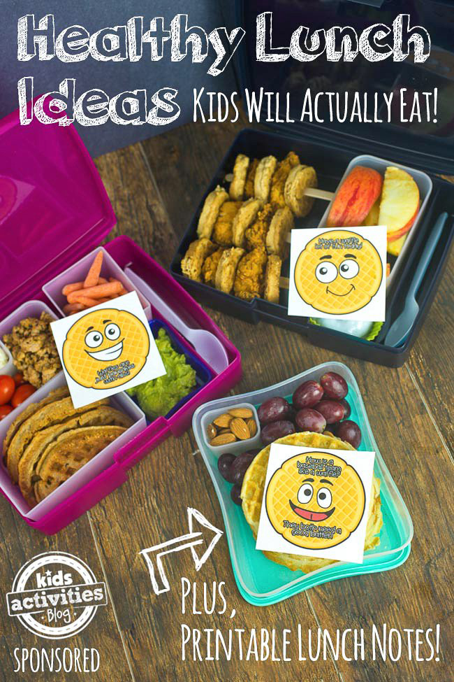 Healthy Kids Lunchbox Ideas
