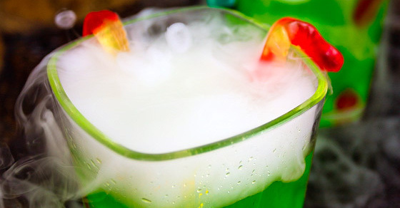 KAB Spooky Fog Drinks for a Halloween Party