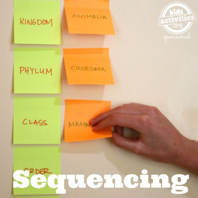 Sequencing - Active Learning Techniqes