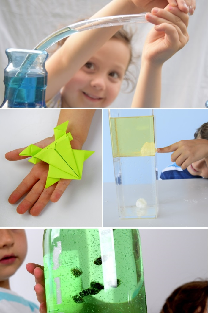 10 Science Experiments You can't Help but Watch
