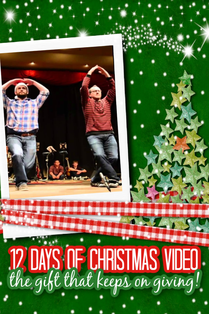 They Acted Out The 12 Days Of Christmas And It's Hysterical! [Video]