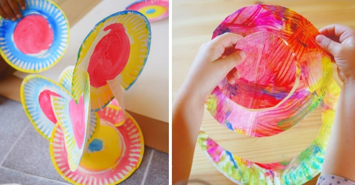Crazy things you can make with paper plates2