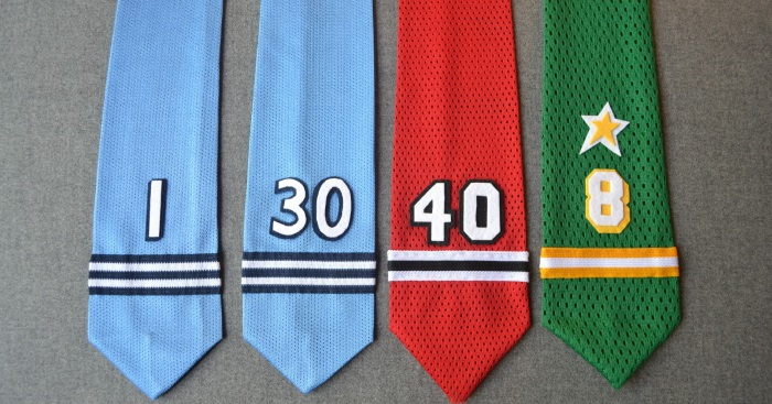 Make Team Themed ties