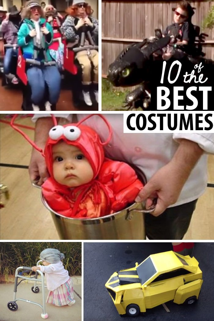 most original halloween Costumes