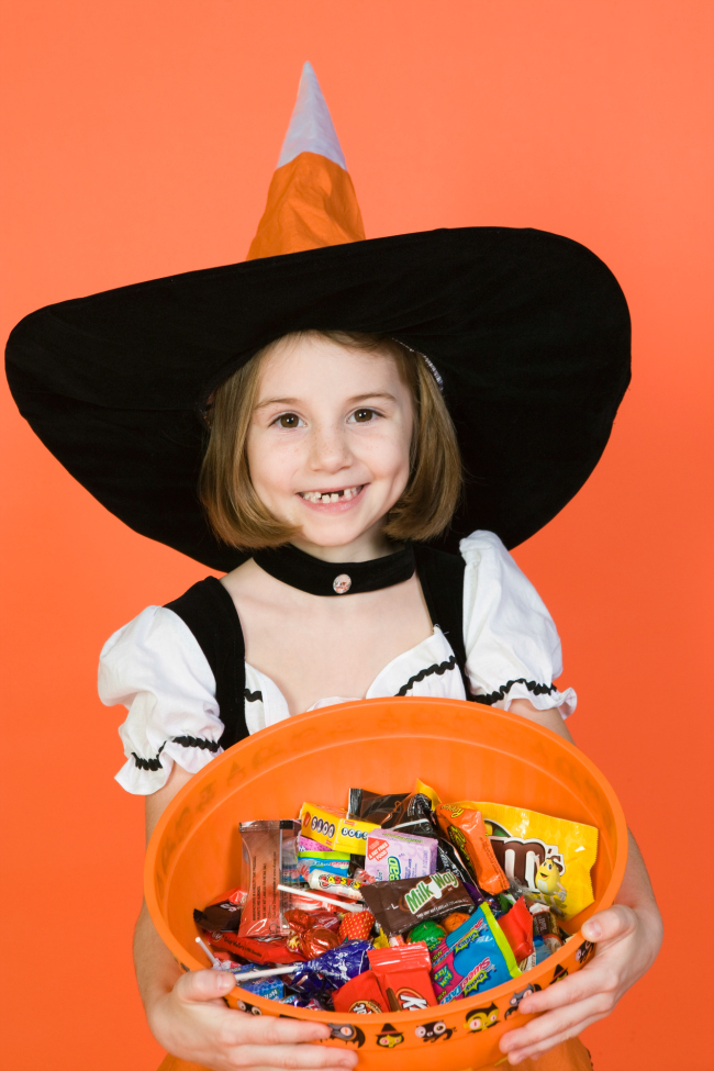 Let Me See Your Candy Bowl Halloween Parody