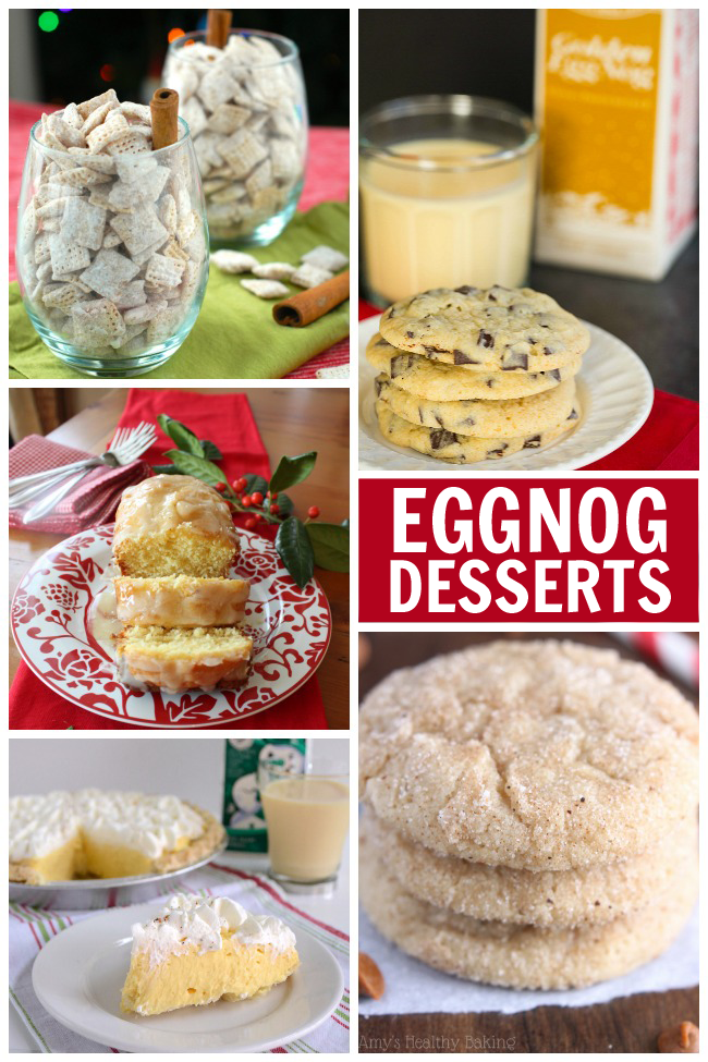 30 Delicious Eggnog Recipes