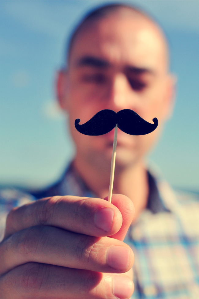 In Honor Of Upcoming Movember…