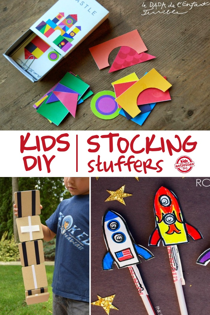 stocking stuffer ideas you can make