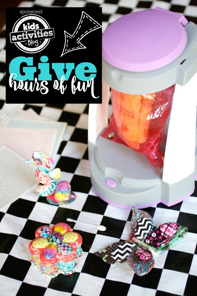 Give Hours of Fun - Graphic Skinz