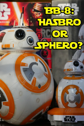 Hasbro vs. Sphero BB-8