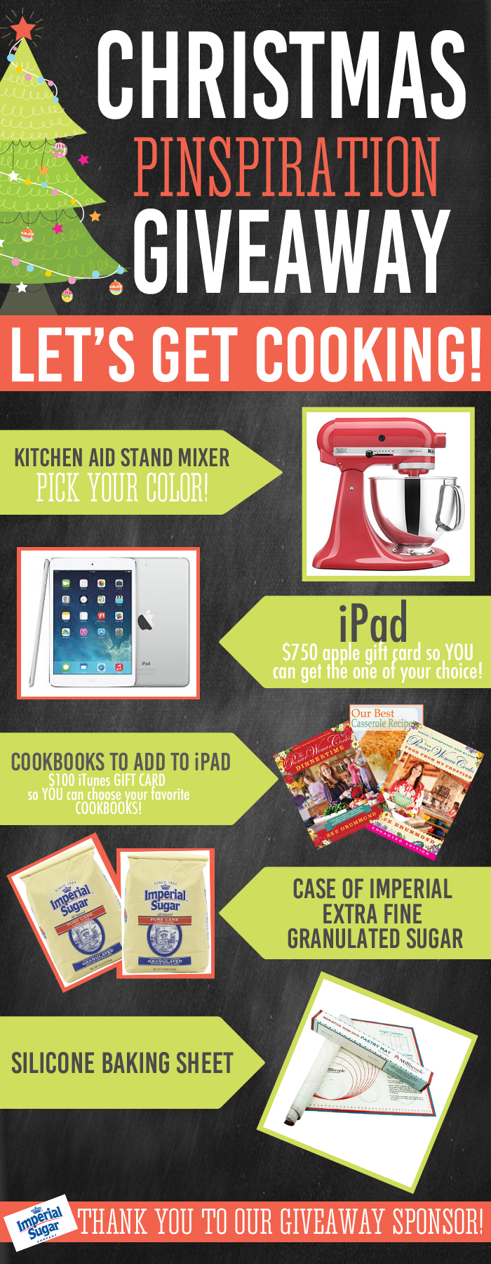 Pinterest Party Giveaway