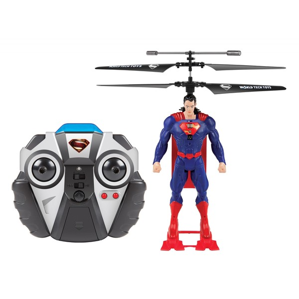 Gift for kids - superman remote helicopter