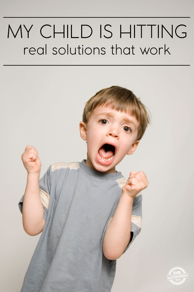 My Child Is Hitting : Real Solutions That Work
