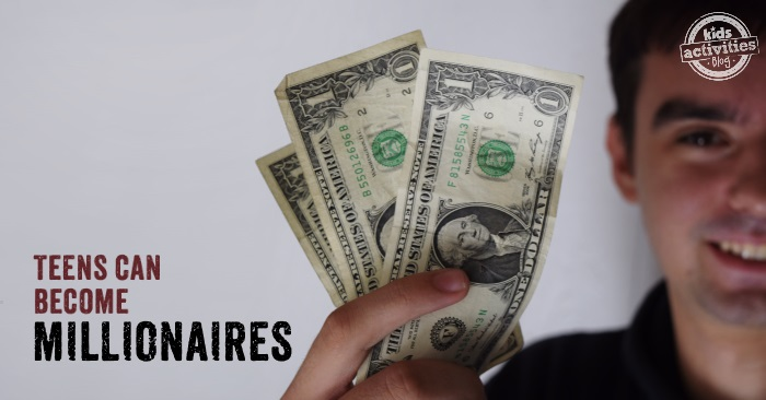 How Your Teens Can Become Millionaires