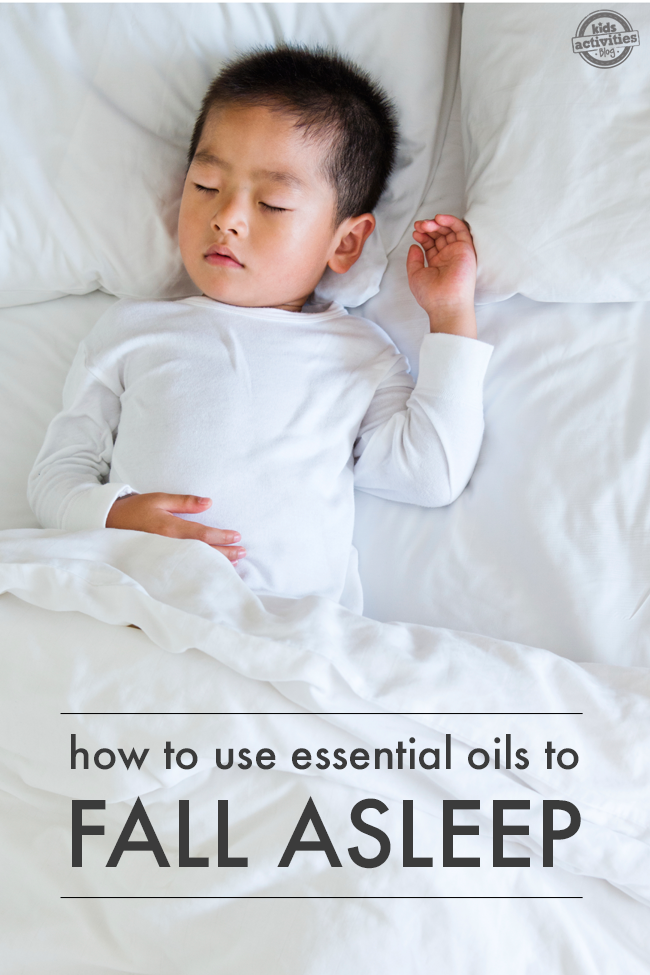 10 Ways To Use Essential Oils To Help You Sleep