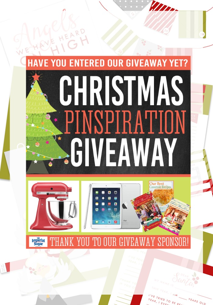 Get Your Christmas Pinspiration at the BIG PARTY