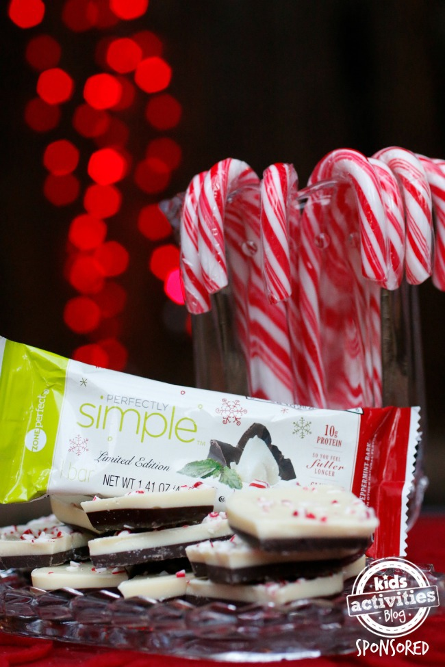 ZonePerfect Perfectly Simple Peppermint Bark