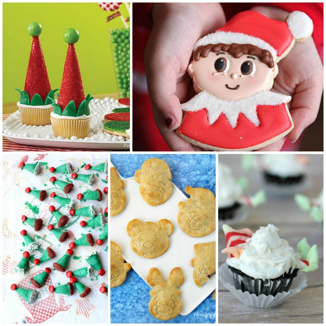 Elf treats your kids will love!