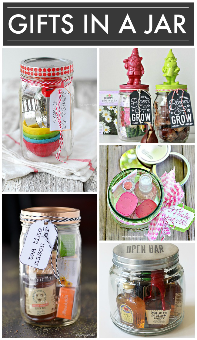 15 Amazingly Easy And Festive Diy Gifts In A Jar That Everyone Will Love