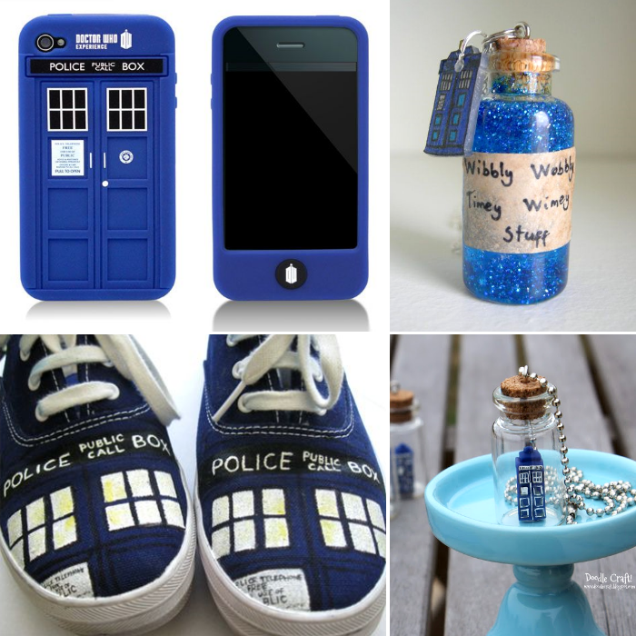 Dr who themed activities
