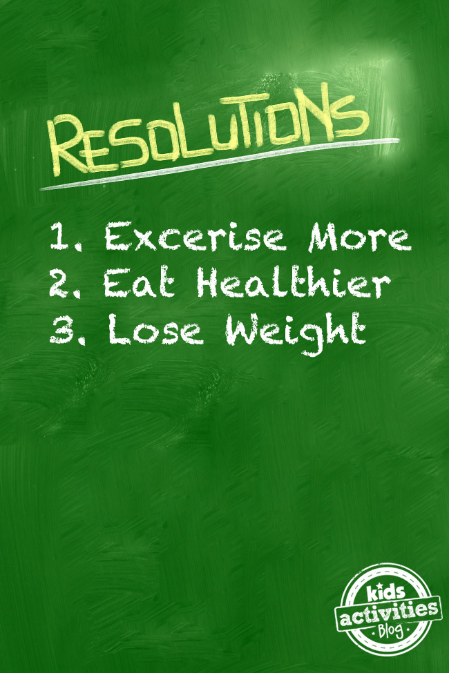 Keep New Year's Resolutions
