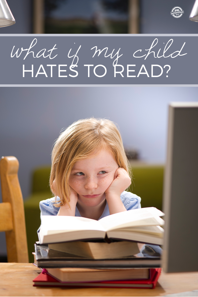 If Your Child Hates To Read