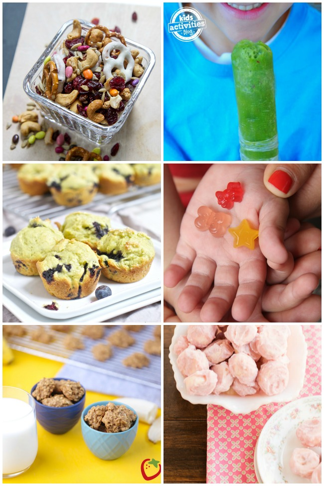 20+ Perfectly Healthy Snacks for Toddlers We Love