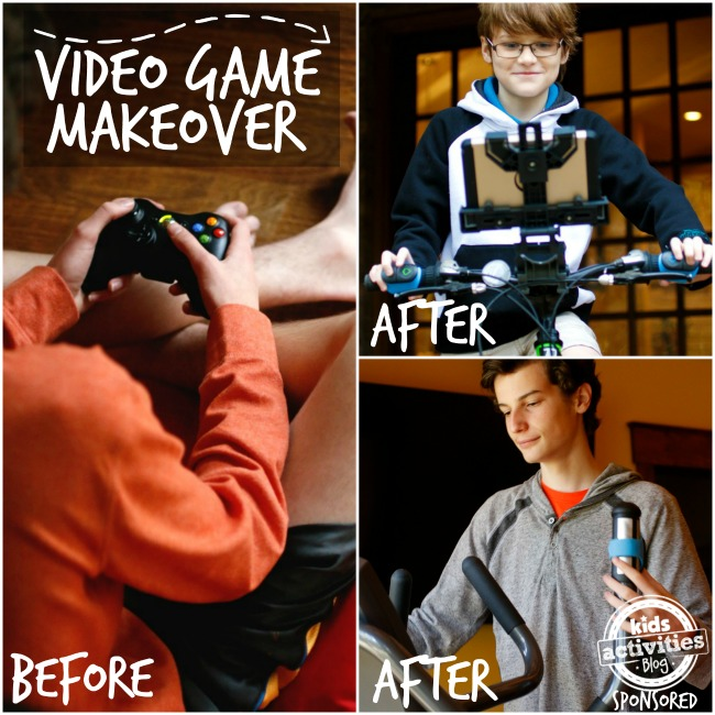 video game makeover before and after