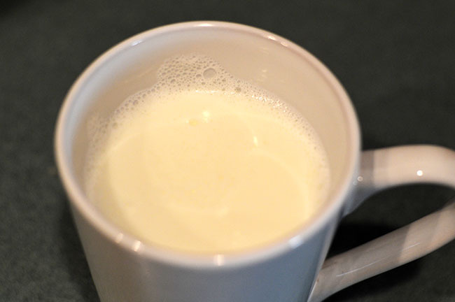 Get Kids on Sleep Schedule with Warm Honey Vanilla Milk