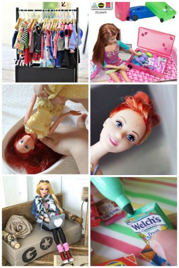 15 Fun And Easy Barbie Hacks And DIY Projects Anyone Can Do