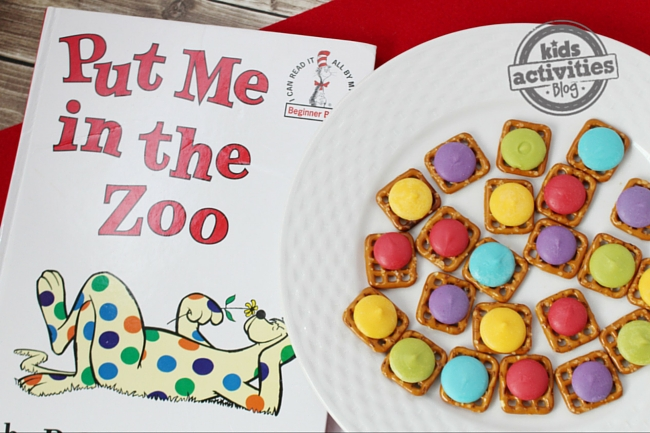 Put Me In The Zoo Mix