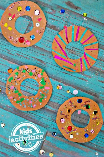 decorate your own donuts