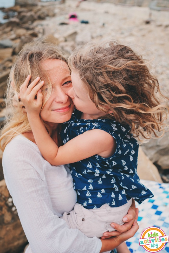 How To Love Being a Mom