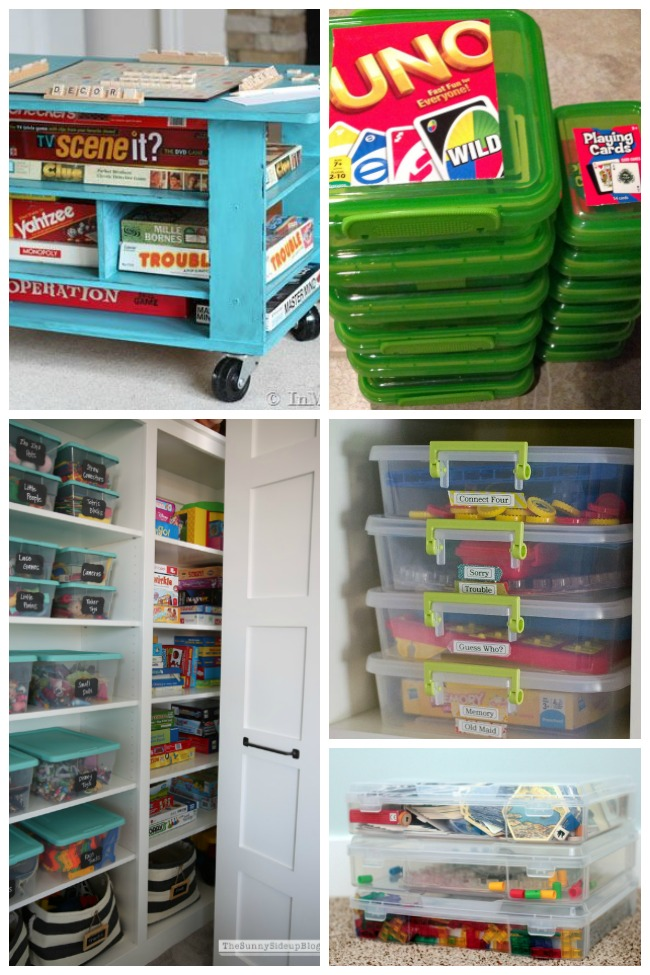 12 Ways To Finally Get Your Board Games Organized