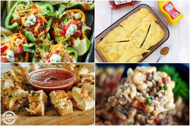 21 Recipes for 30 Minute Meals