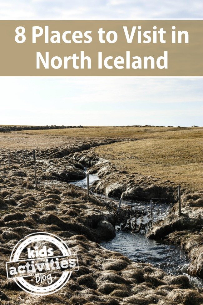 8 Places To Visit in North Iceland