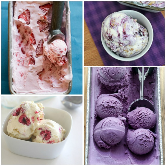 20 Delicious Ice Cream Recipes