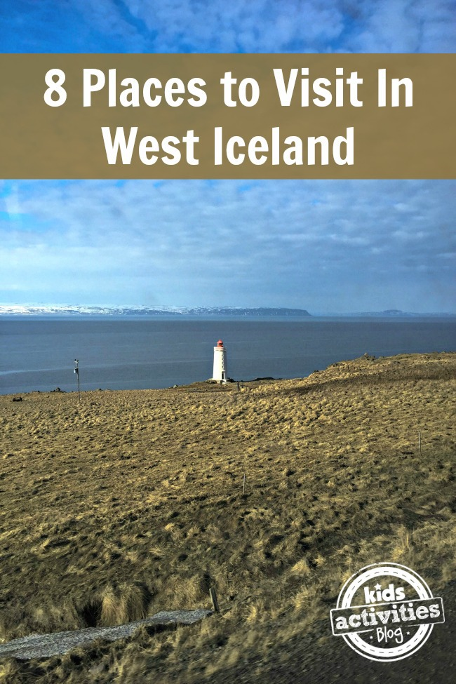 8 Places To Visit In West Iceland