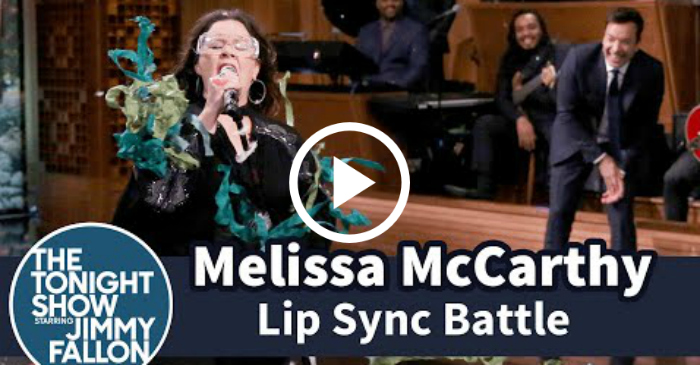 lip sync battle Melissa