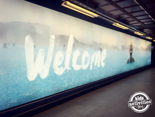 Welcome to Iceland #adventurestartswithme