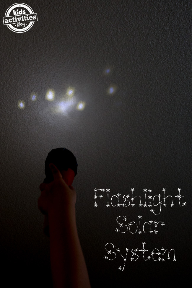 Flashlight Solar System
