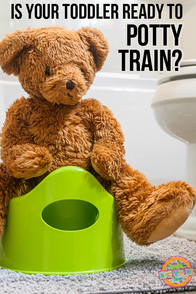 Is Your Toddler Ready to Potty Train
