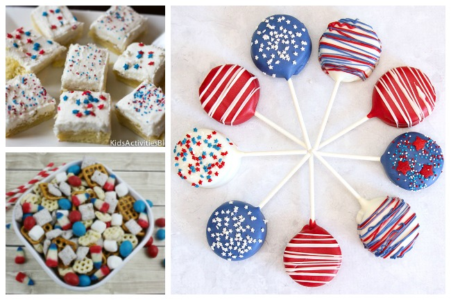 22 Red White And Blue Desserts