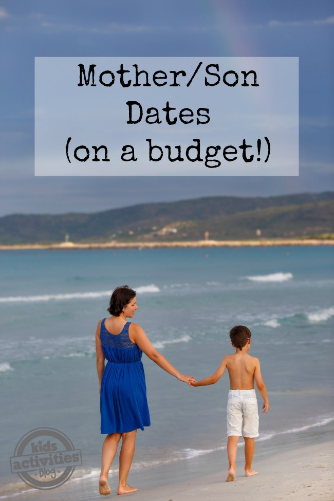 motherson dates on a budget